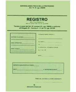 Schede e registri