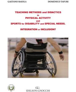 Teaching methods and didactics in physical activity_Copertina
