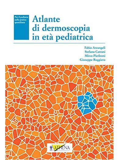 Copertina_Atlante di dermoscopia in età pediatrica