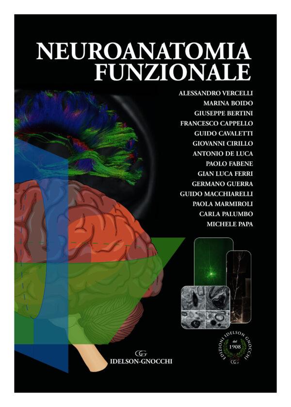 copertina Neuroanatomia